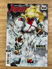 Avengers #47 (2021 Marvel Comics) 1st Winter Hulk 2nd Print