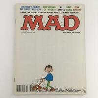 Mad Magazine October 1979 No. 210 Nuclear Plant No Label Fine FN 6.0
