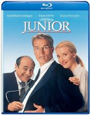 Junior 05/18 (used) Blu-ray Only Disc Please Read