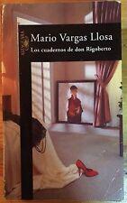 Los Cuadernos de Don Rigoberto by Mario Vargas Llosa (1997, paperback, Spanish)
