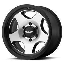 18 inch Wheels Rims Lifted Ford F250 F350 Truck 8x6.5 Lug American Racing AR923