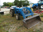 (1979) Ford Model 1500 4WD Diesel Tractor with Loader, 20-hp, 3PT, PTO