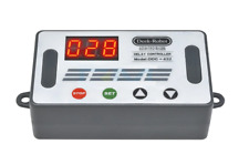 DC 5V-30V Dual Digital Time Delay Relay Switch Button trigger Cycle Timer Contro