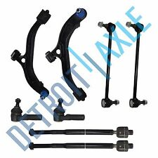 New Complete 8pc Front Suspension Kit for 2001-07 Chrysler & Dodge Mini-Vans