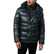 Pajar Mens Dorchester Puffer Down 550 Fill Jacket Black Size XL NWT $425