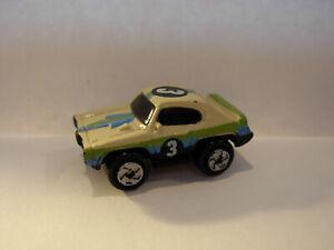 VINTAGE MICRO MACHINES LATE 60'S/EARLY 70'S PONTIAC GTO