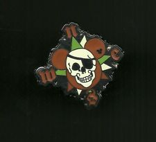 Pirate Skull Compass Splendid Walt Disney Pin