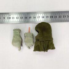 1/6 Hot Toys USMC MEU - Green Gloves + Headwear