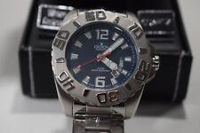 Croton Men's Stainless Steel Bracelet Watch CA301192SSBL
