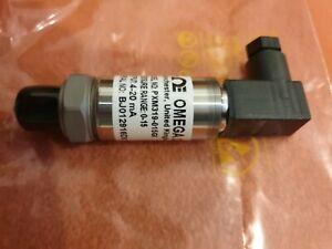"""Pressure Transducer Transmitter Sensor Omega PXM319-015GI 0-15BAR 1/4""""BSP MALE"""