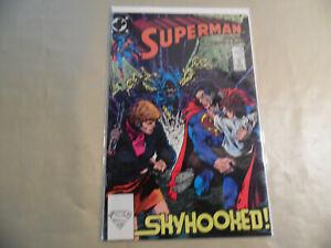 Superman #34 (DC 1989) Free Domestic Shipping