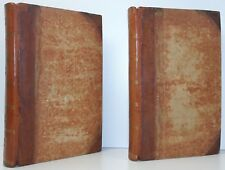 ISAAC WELD Travels Through The States Of North America 1795, 1796... 4th Ed 1807