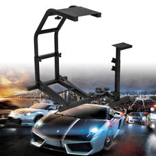 Gaming Racing Simulator Stand Frame Racing Simulator Steering Wheel Stand G27