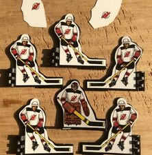 Custom Coleco Table Hockey Players- New Jersey Devils