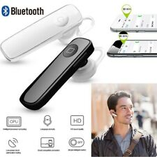 X 5 Black Bluetooth Headset Wireless in-ear Stereo Headphones Handfree Earphone