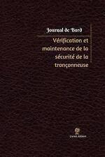 Journal/Carnet de Bord: Vérification et Maintenance de la Sécurité de la...