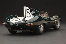 Exoto XS 1954 Jaguar D-Type Le Mans / Over 2600 Parts / Scale 1:18 / #RLG88001B