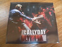 JOHNNY HALLYDAY  Olympia 2000  CD DIGIPACK Live 2003  Neuf sous blister