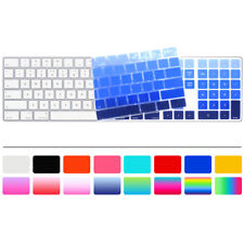 Silicone Keyboard Cover Skin Protector For Magic Keyboard A1843 New 2017
