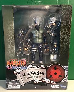 Naruto Shippuden 4 Inch Posable Kakashi Action Figure Toynami
