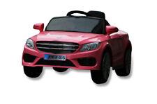 Auto Macchina Elettrica Per Bambini Babyfun 12V Rosa 1 Posto Con Telecomando