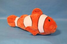 Grand premier luxury ark toys peluche poisson clown peluche mer créature lamo yeux