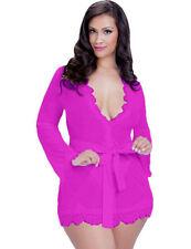 Unbranded Robes Short Lingerie & Nightwear for Women