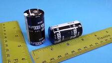 Capacitors, 1000UF, 160V, Aluminum Electrolytic,Snap in,SMG160VNSN1000M(200 pcs)