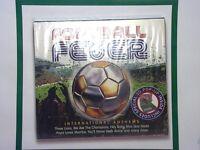 Various ArtistsFootball Fever International Anthems CD 3D Pop Up New & Fac Seal
