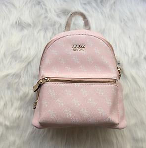 Ladies Fashion Zipper Letter Bag Print Backpack PU Bag Adjustable Backpack