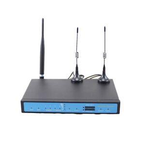 Wireless Router YF360D Series LTE FDD TDD Industrial 4G Dual Sim WiFi Router