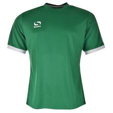 Sondico Fundamental Junior T Shirt Poly Performance 11 - 12 Yrs Green R753-31
