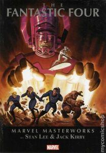 Marvel Masterworks Fantastic Four TPB #5-1ST FN 2011 Stock Image