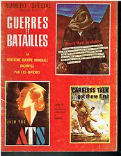 Guerres et batailles Numéro spécial HS N° 13 -  Affiches  2ème guerre mondiale