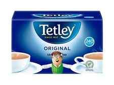 Tetley Tea Bags 240 schwarzer Tee Beutel