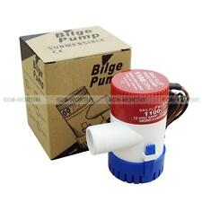 Submersible Bilge Pump - Marine Boat Yacht Water Ocean Sea 12V 1100GPH