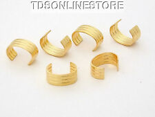 Gold Plated Adjustable Ear Cuffs  Package Of 36