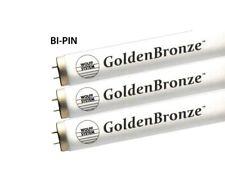 Wolff GoldenBronze F71 T12 100/120W Bi-Pin Tanning Bed Bulbs - 32 Bulbs