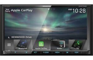 Kenwood Excelon DMX706S Apple CarPlay Android Auto Bluetooth Digital Multimedia