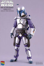 1/6th Action Figure SIDESHOW 901088 Jango Fett Star Wars Medicom