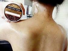 HOT!! NATURAL100% COFFEE BODY SMOOTH SKIN SAFE REDUCE CELLULITE SCRUB BEST.