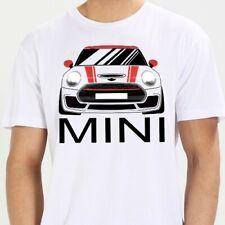 Camiseta blanca mini clubman john works cooper 2017