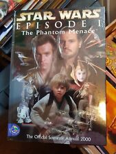 Star Wars Annual 2000 opened