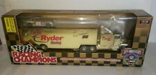 1998 NASCAR Racing Champions Transporter & Car 1/64 Scale MIB 1 of 1500 Gold