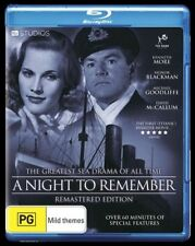 A Night To Remember (Blu-ray, 2012)