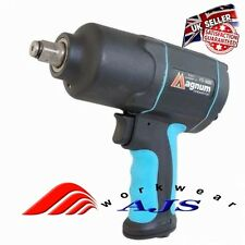 "VERY STRONG 1200Nm Max Air Impact Wrench 885 ft-lb 1/2"" SQ Drive Truck Nut Wheel"