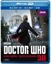 New listing Doctor Who: Dark Water / Death in Heaven 3D (2014)