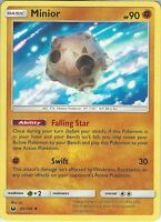 Pokemon SM Celestial Storm Card: Minior - 83/168
