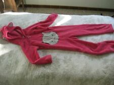 pyjama chat rose taille 8 ans ( 128 cm)