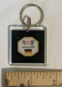 WORLD CUP MEXICO 1986 Keychain West Germany 86 COPA DEL MUNDO